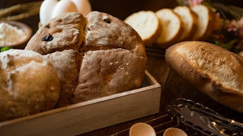 本場にも負けない美味しいパン 1