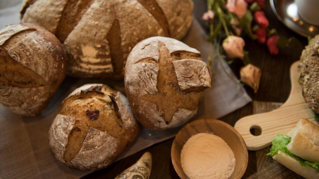 本場にも負けない美味しいパン 2